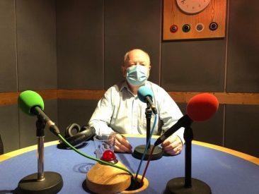 BBC Radio Shetland meets Brian Nugent